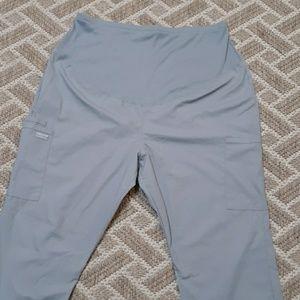 XL Maternity Cherokee Workwear Scrub Bottoms
